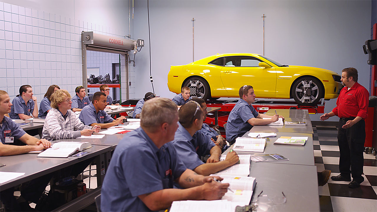 Automotive-Training-Schools