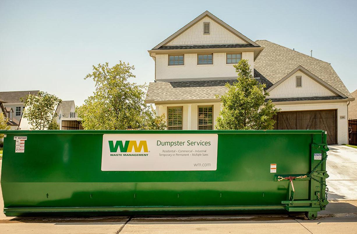 5 yard dumpster rental