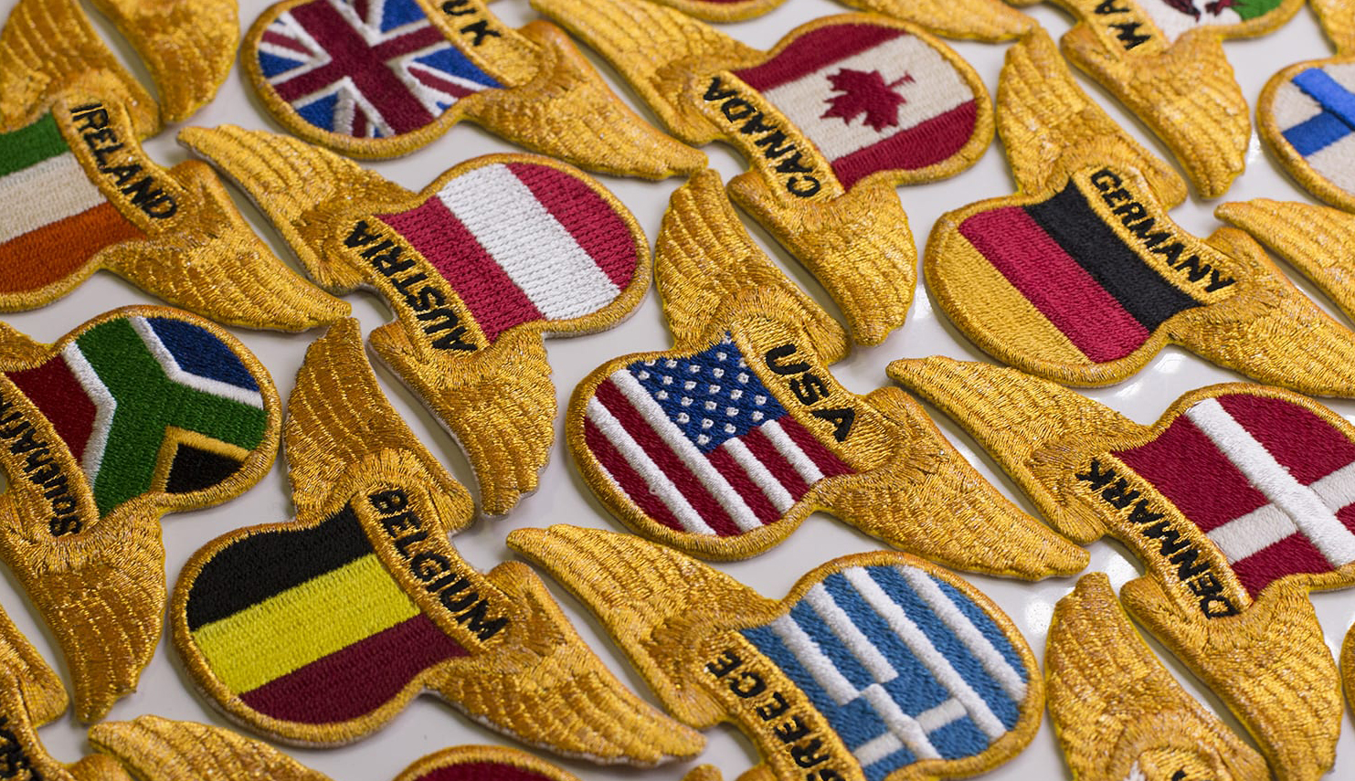 best custom embroidered patches