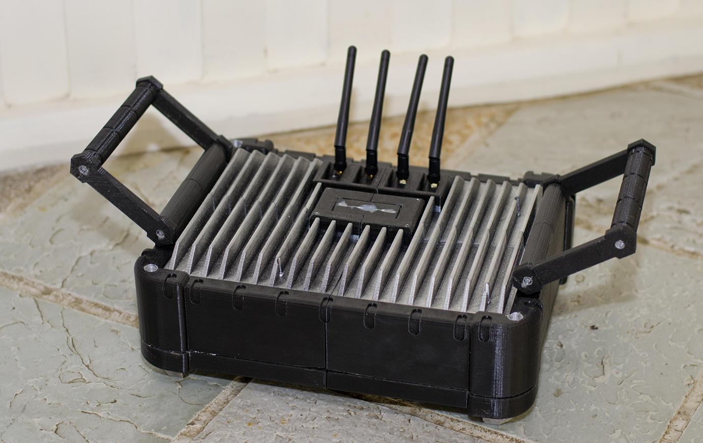 homemade bug detector
