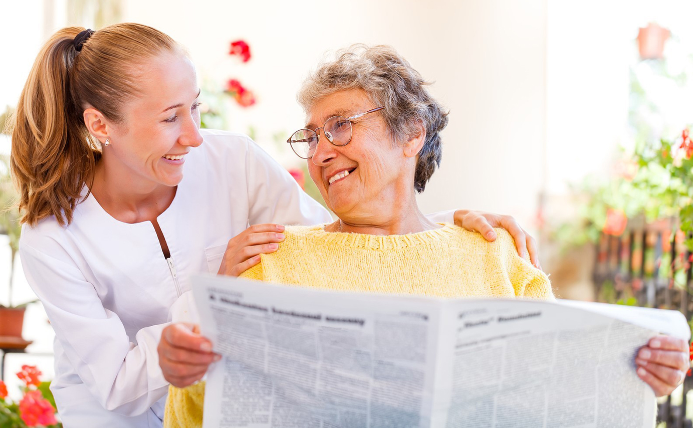 in home care services for seniors